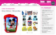 web design - www.beetosee.com