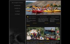 web design - www.river-adventure.com